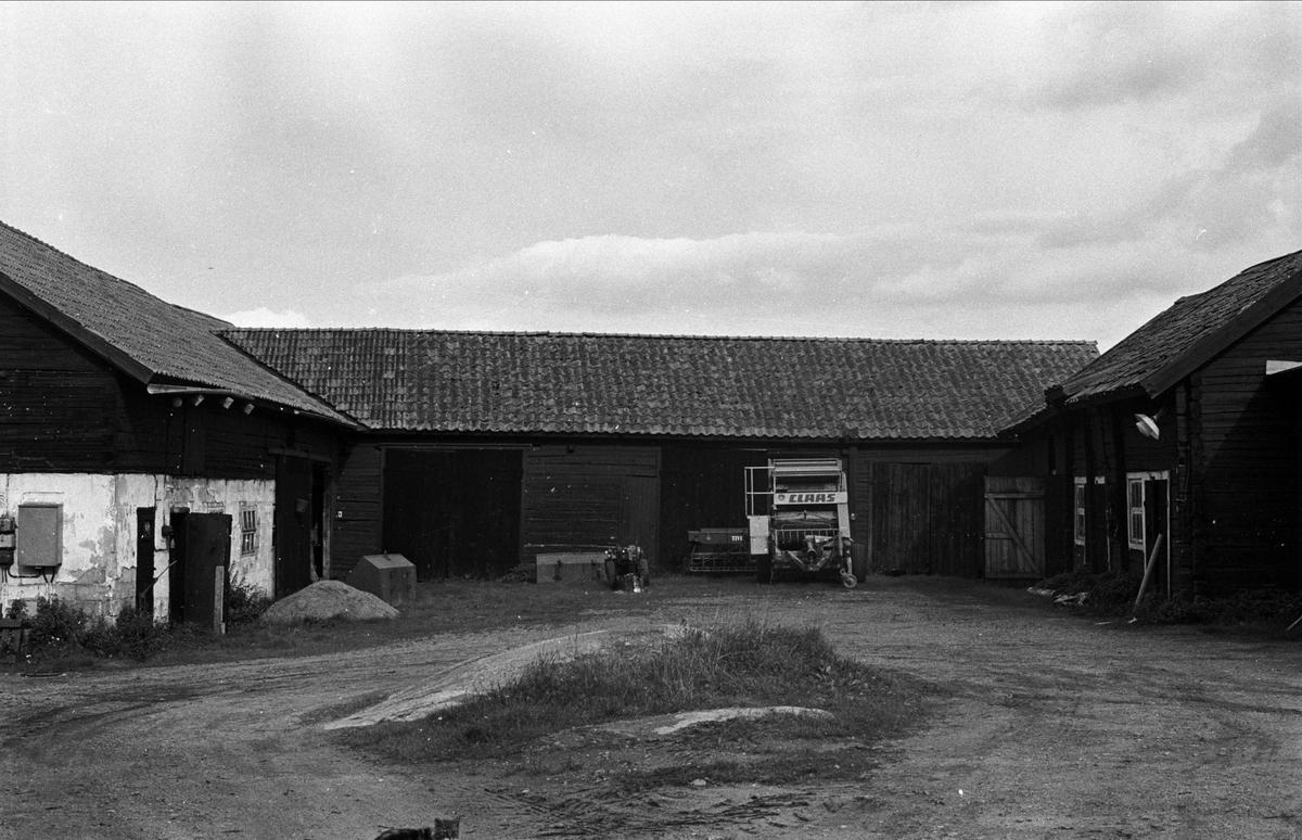 Loge, Gränby 10:1, Almunge socken, Uppland 1987