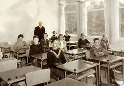 Skoleklasse fra Byremo.Grindheim.