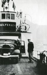 M/F 'Bilfergen' (Ex. Bilfærgen)(b.1921, Johan T. Nerhus, Ølv
