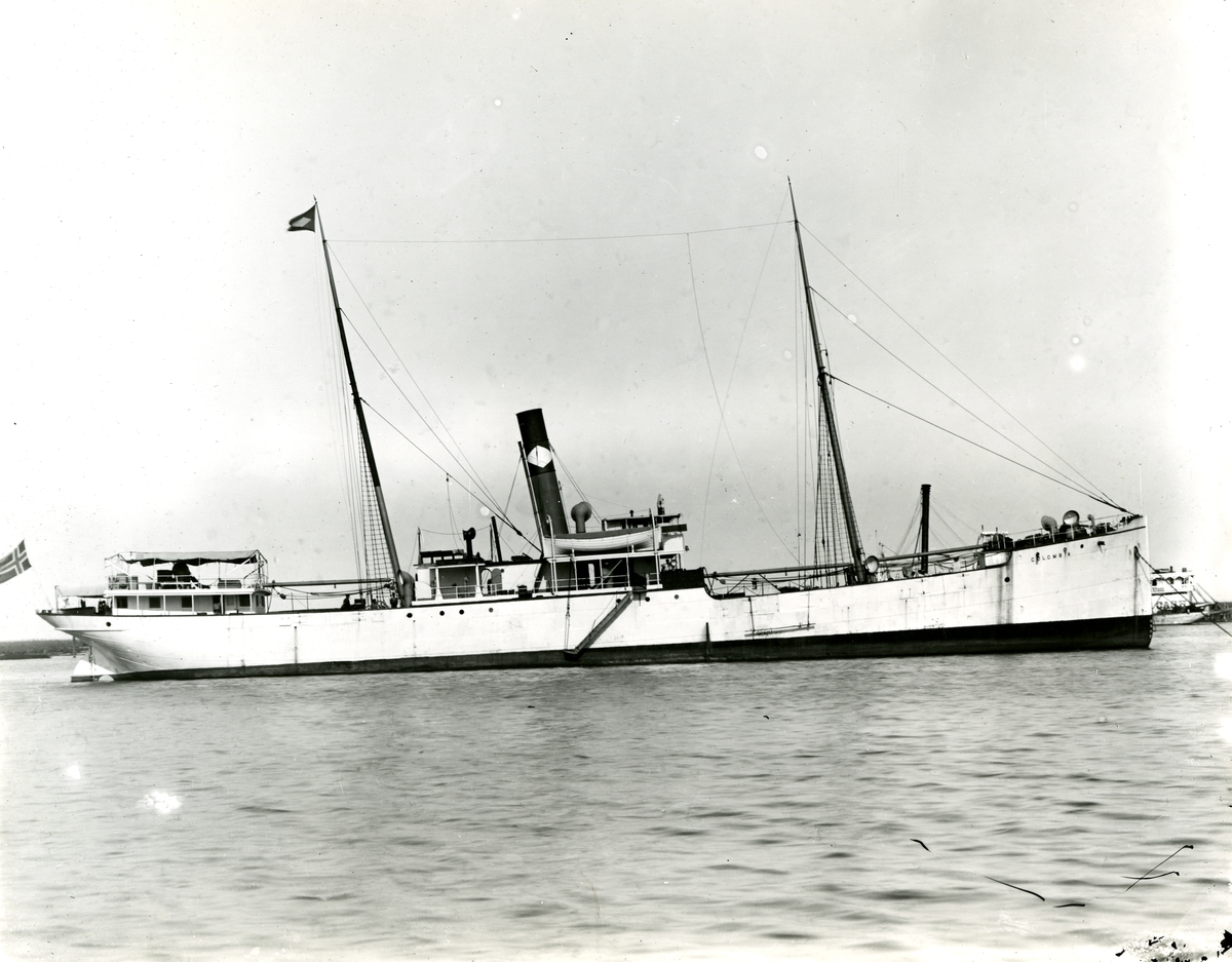 D/S Colombia (b.1893, A/S Bergens mek. Verksted, Bergen)