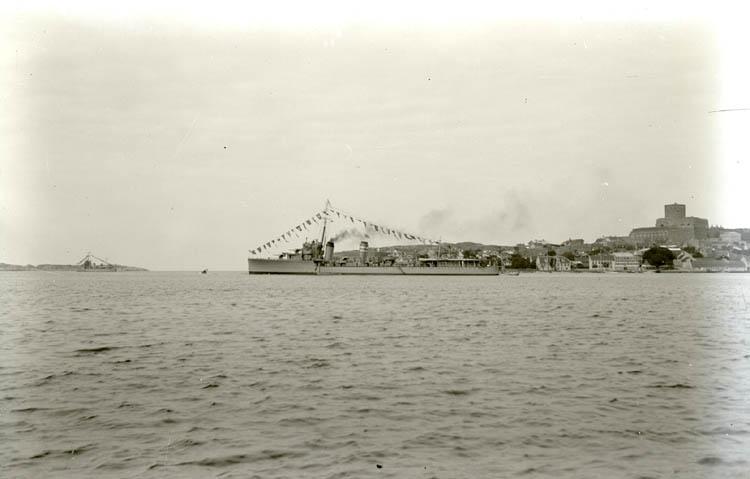 Marstrand 1928.