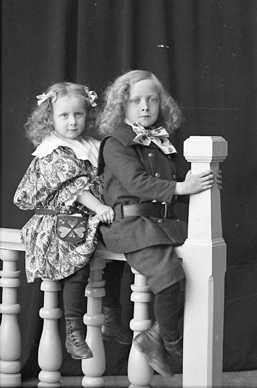 Thure och Bella Bohlin 1906