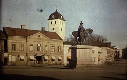 Kungstorget, Uddevalla 1928