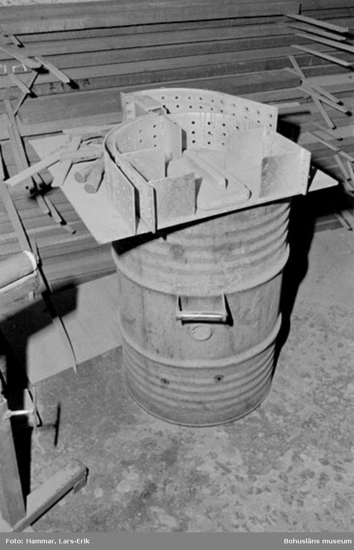 "Motivbeskrivning: ""Widholms industri AB, fanermall."" Datum: 19800911"