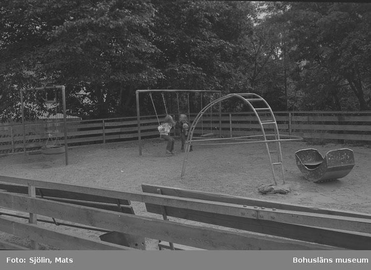 Kring lekplatsen och parken, Fotö