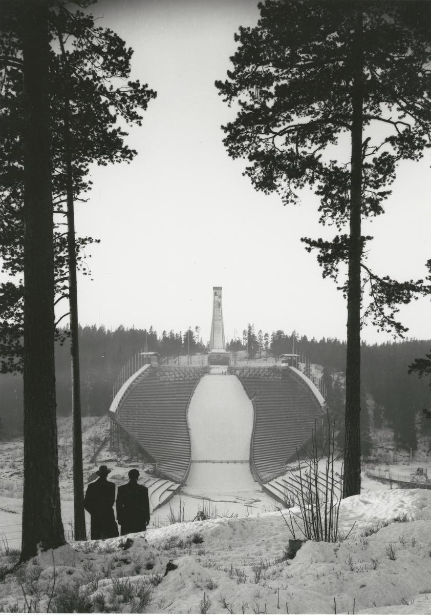 Holmenkollbakken [Fotografi]