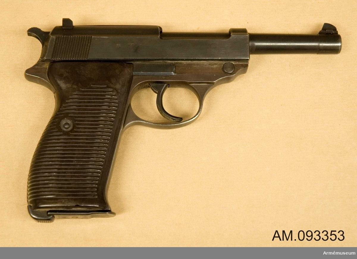 Pistol P38