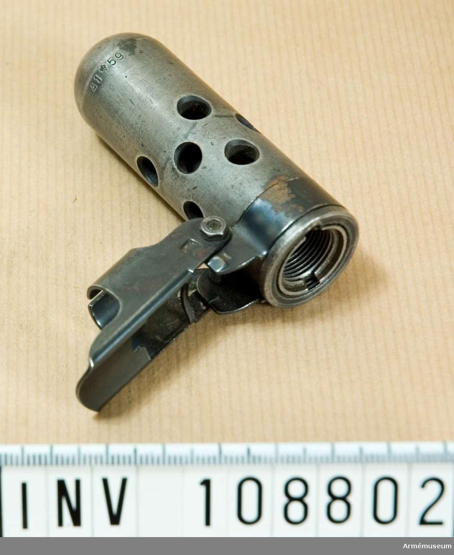 Lösskjutningsanordning till gevär m/1896