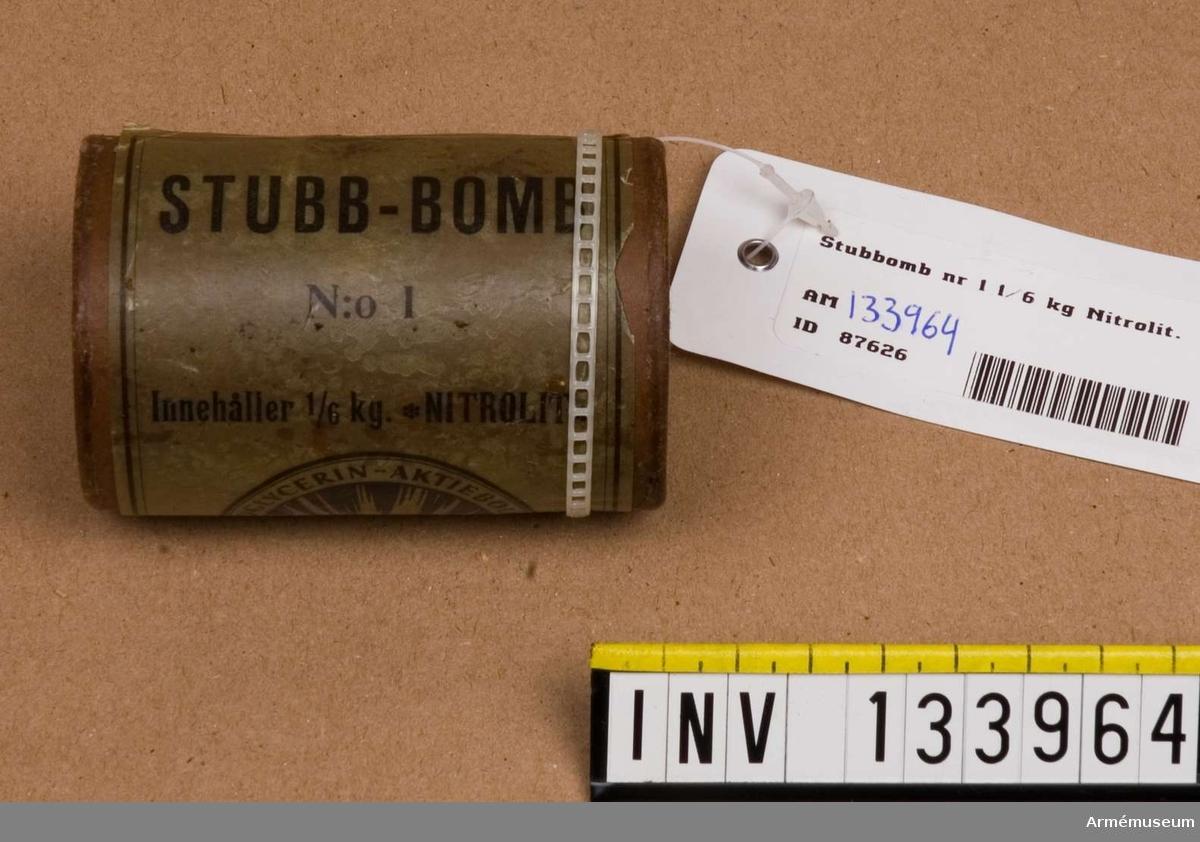Stubbomb