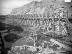 Byggandet av Sotenkanalen