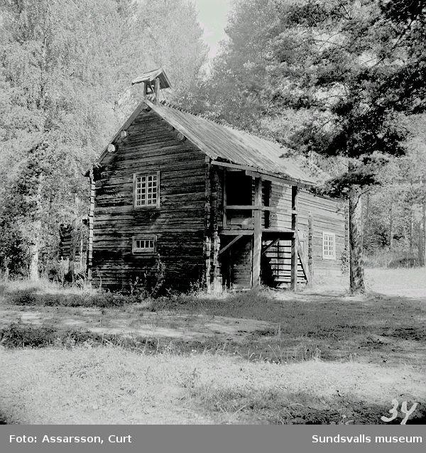 Stallbyggnad från 1700-talet, Borgsjö