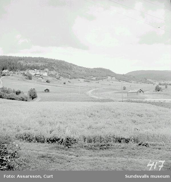 Sättnabygden vid Strömås.