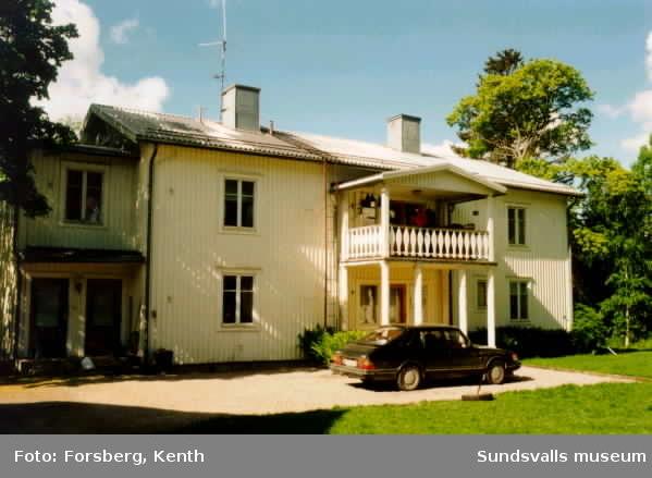 Boströmsgården, Micksäter, Indal, tingsställe i Indals tingslag 1879-1888.