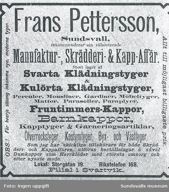 Frans Pettersson