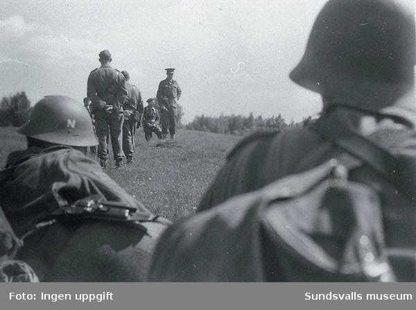 Norskt polistruppsläger, Bataljon 3