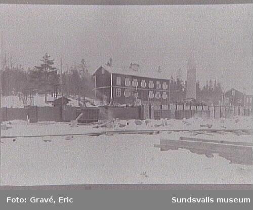 Kolare Per Westlunds arbetsplats 1900-1910 ca.