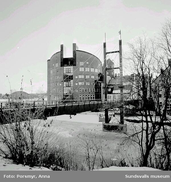 Holmgården, Högskolan