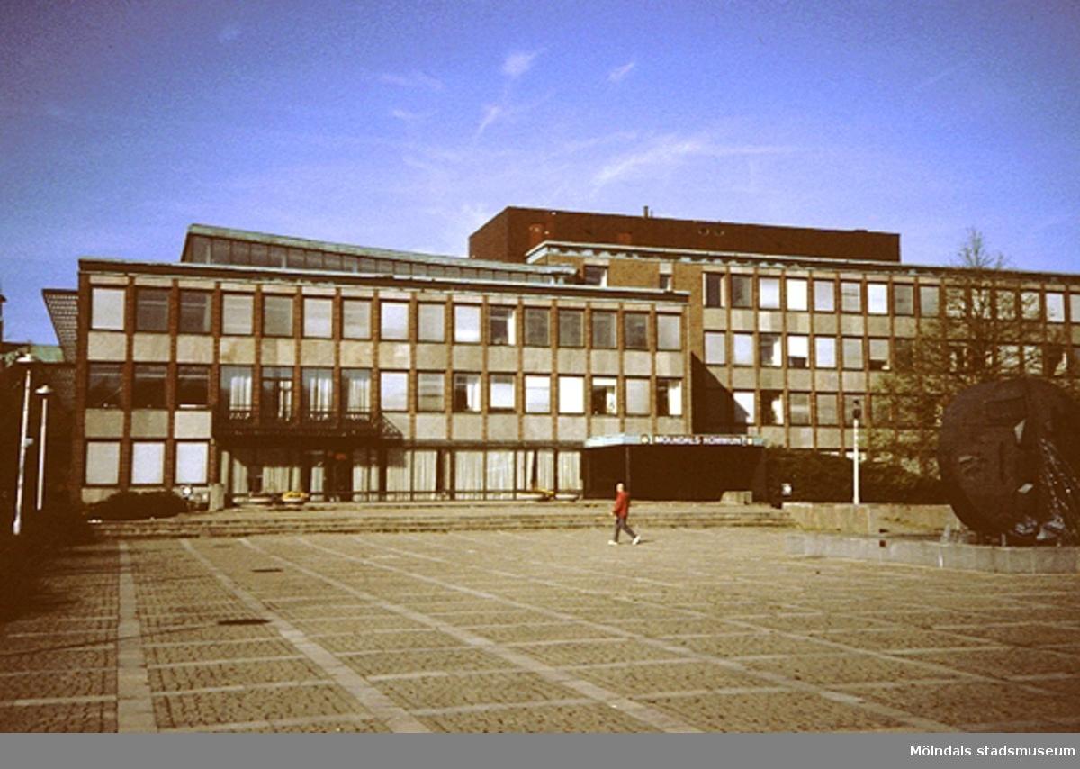 Mölndals stadshus.