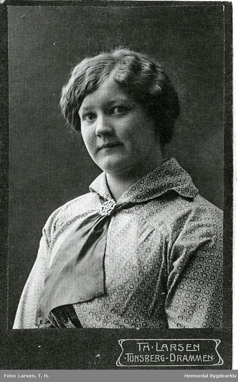 Anne Grøthe (1894-1969), gift Danneborg .