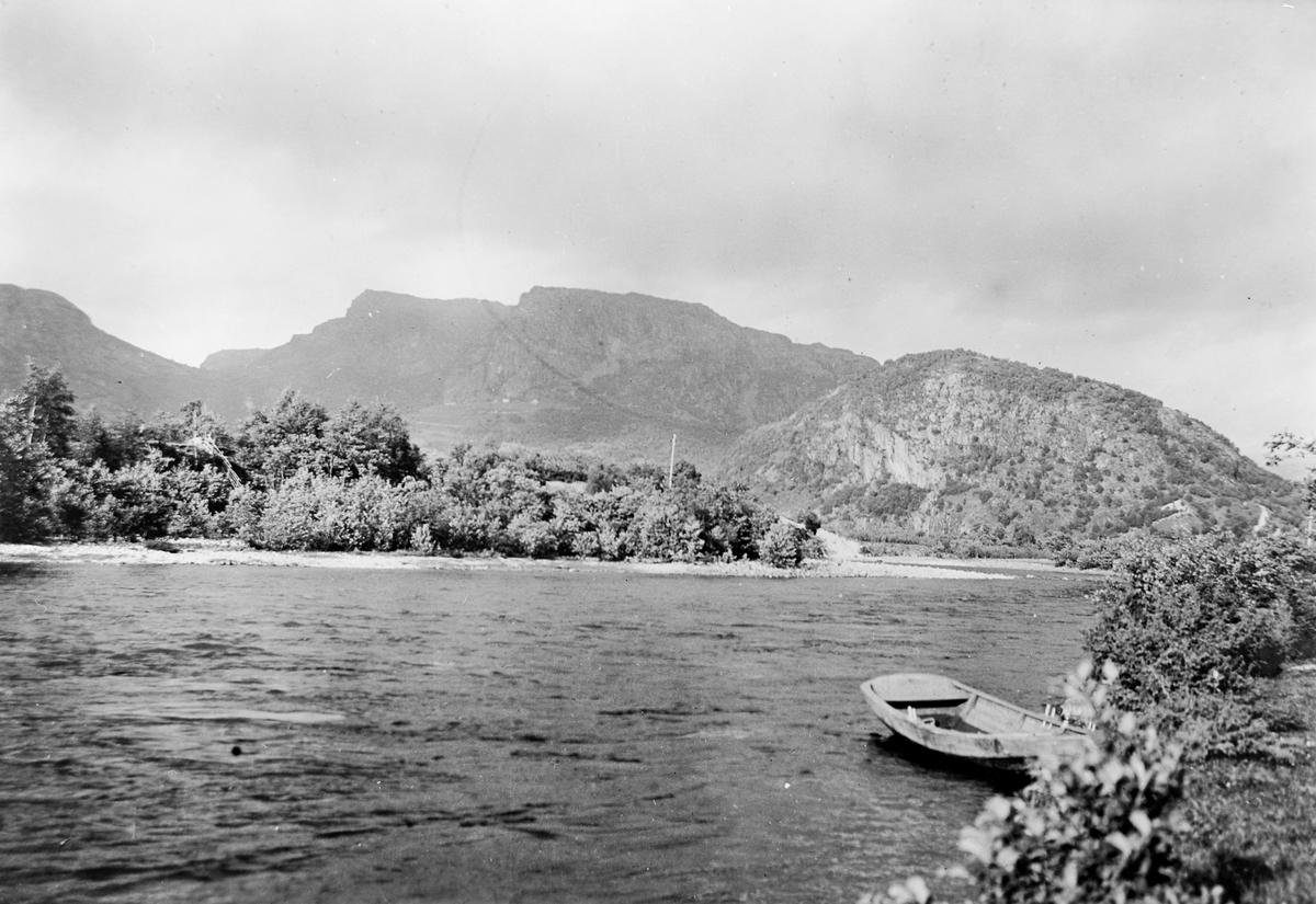 båt elv