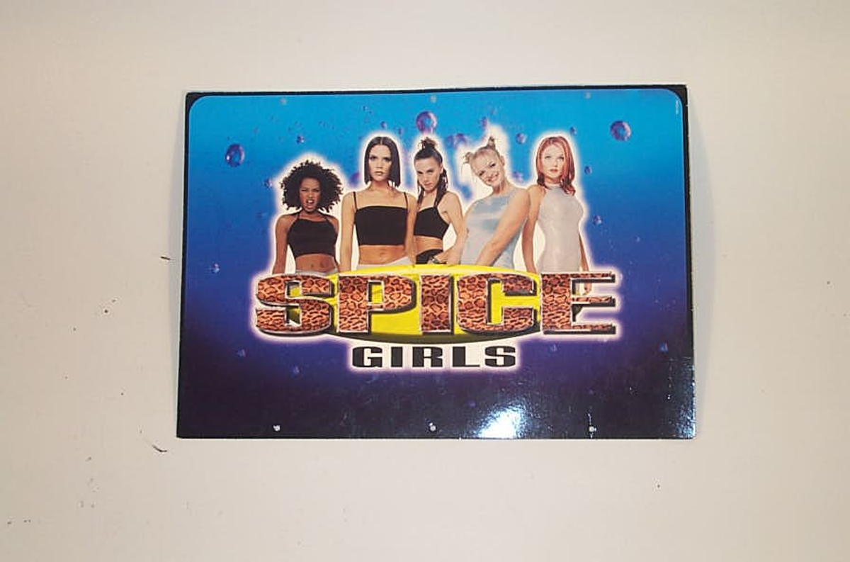 Spice Girls    -     Pepsi