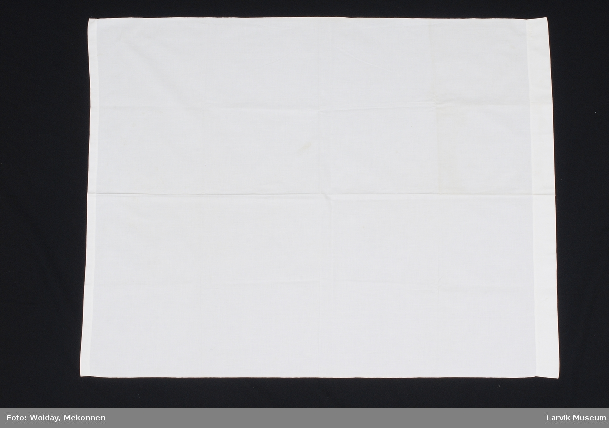 Form: rektangulær Laken til barneseng