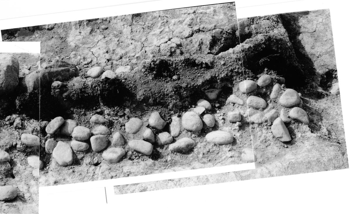 Kungsgårdsplatån, Arkeologi - Gamla Uppsala 1990