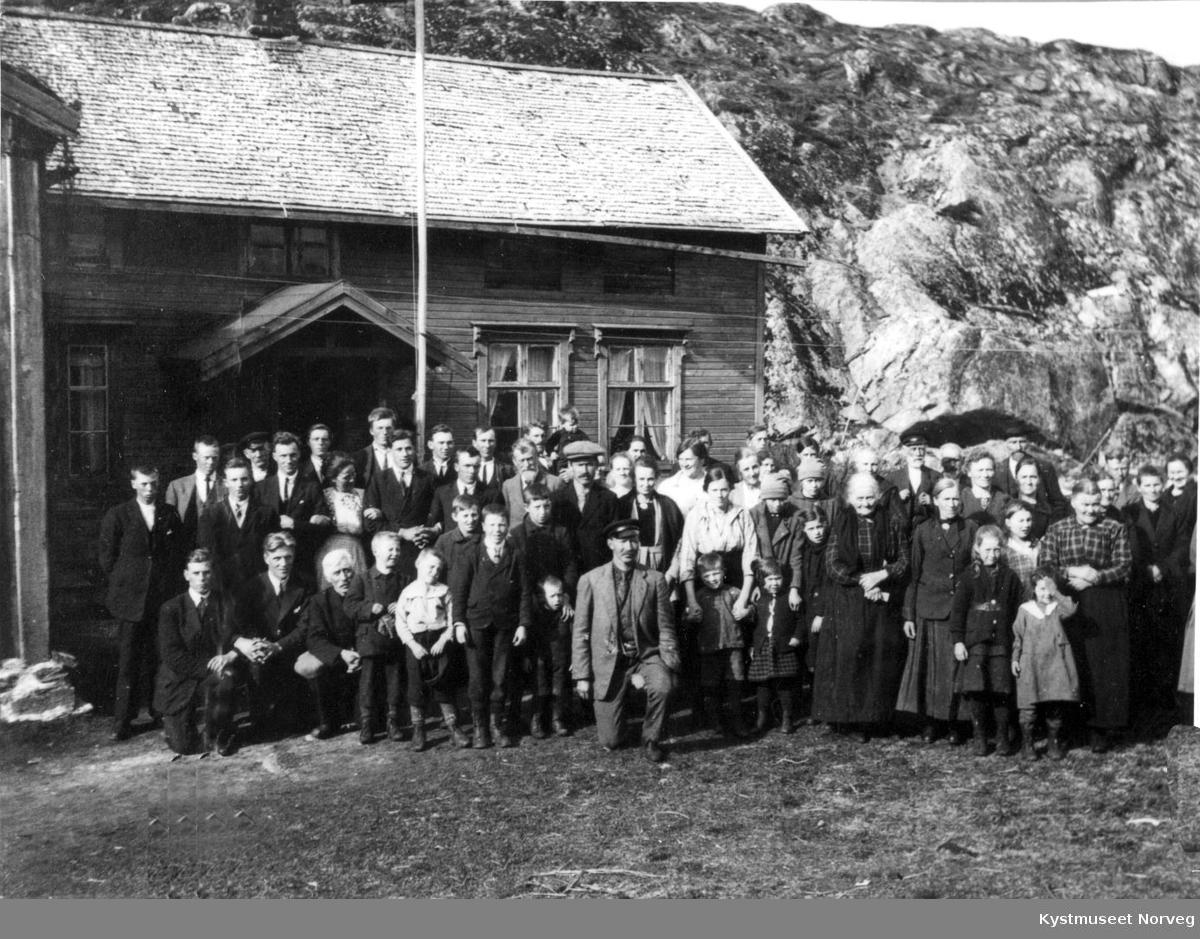 Vikna, Misjonsstevne på Lysøya