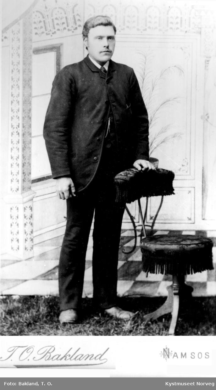 Peder M. Wigdahl
