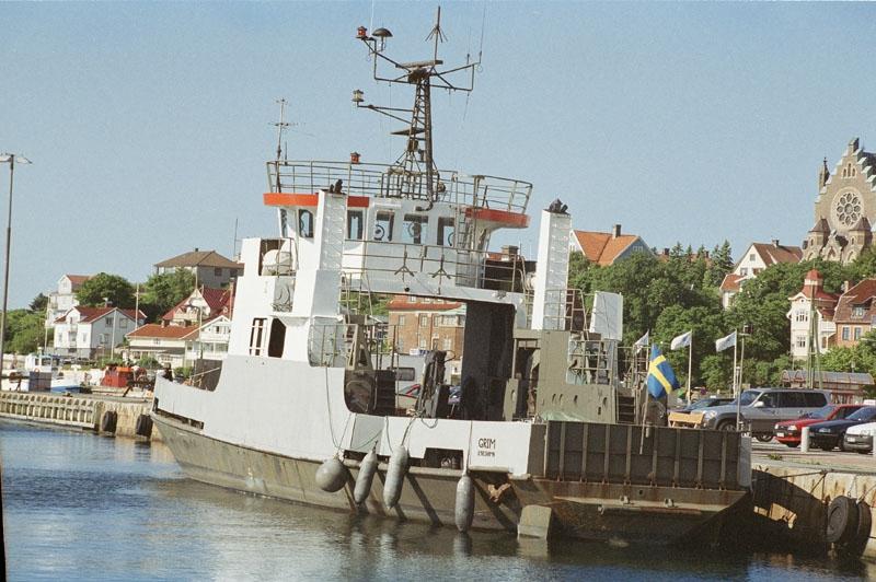 Fartyg: GRIM                            Övrigt: Hemort: Karlshamn? Dubblett finns: Fo170153AF-04A