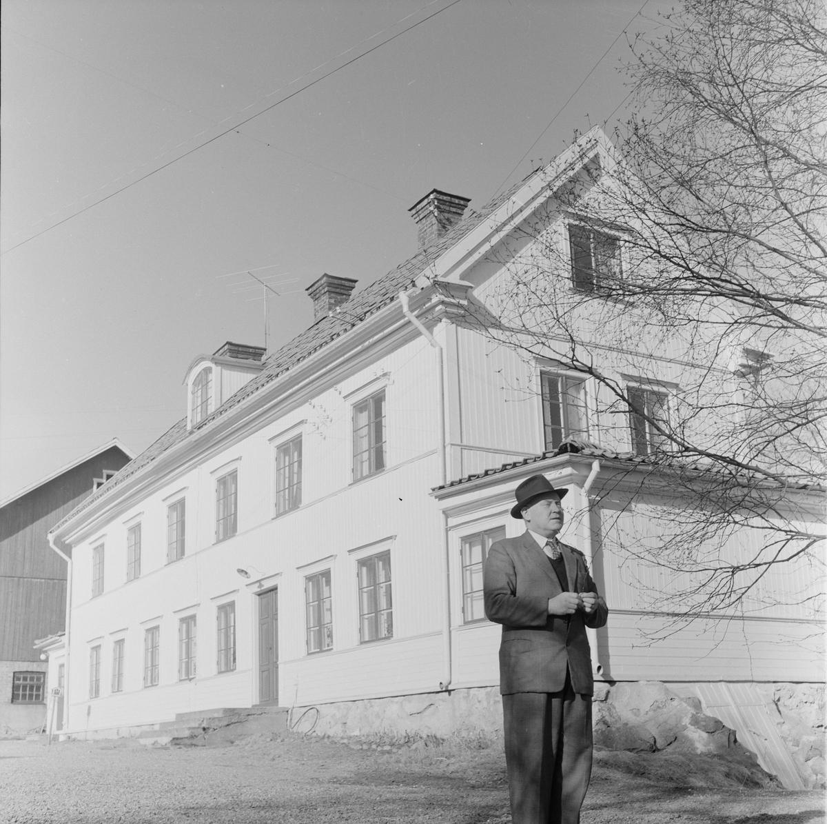 Säva gård, Uppland 1961