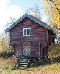 Stabbur fra Kjønaas på Dagali Museum, Dagali