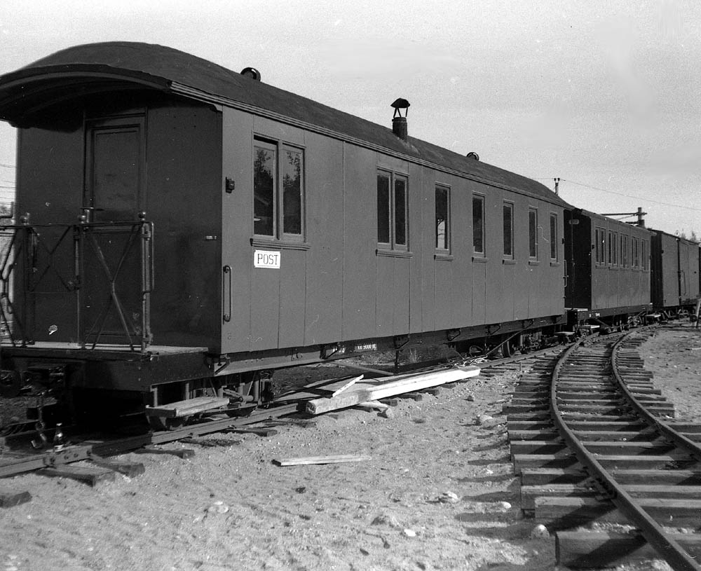 Noe vognmateriell fra Urskog-Hølandsbanen ble plassert på Sørumsand verksteds område etter nedleggelsen i 1960. Vognene ble senere overtatt av A/L Hølandsbanen.