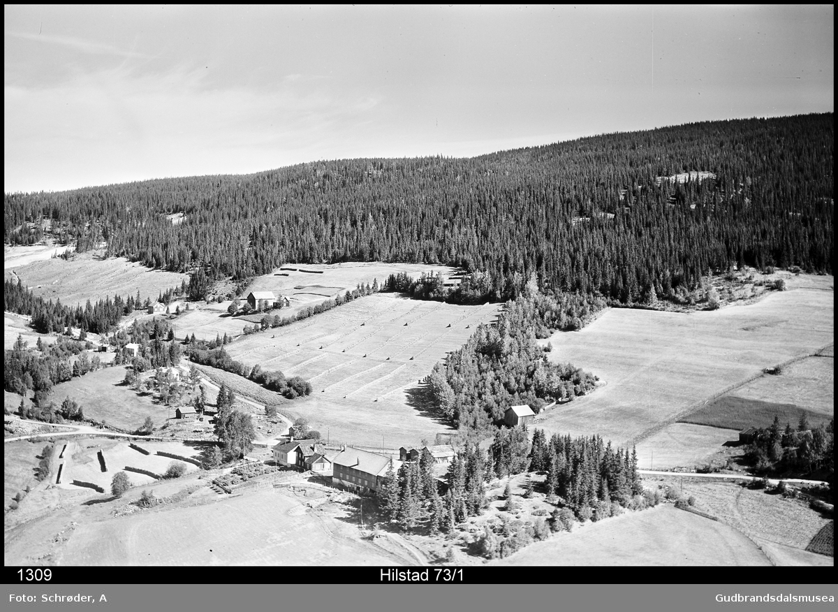 Hilstad Gnr/bnr. 73/1 Brekkom i Ringebu