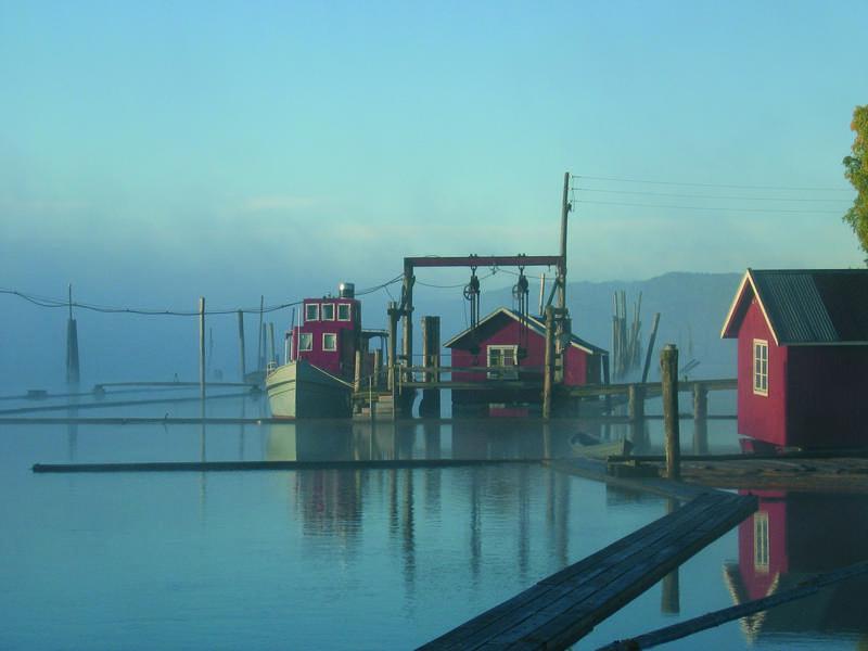 Isnes_ved_brygga (Foto/Photo)