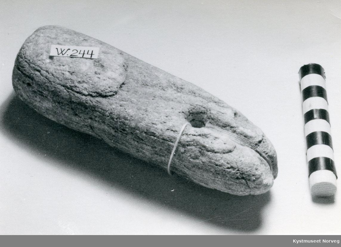 Form: Avlang med avrundede kanter