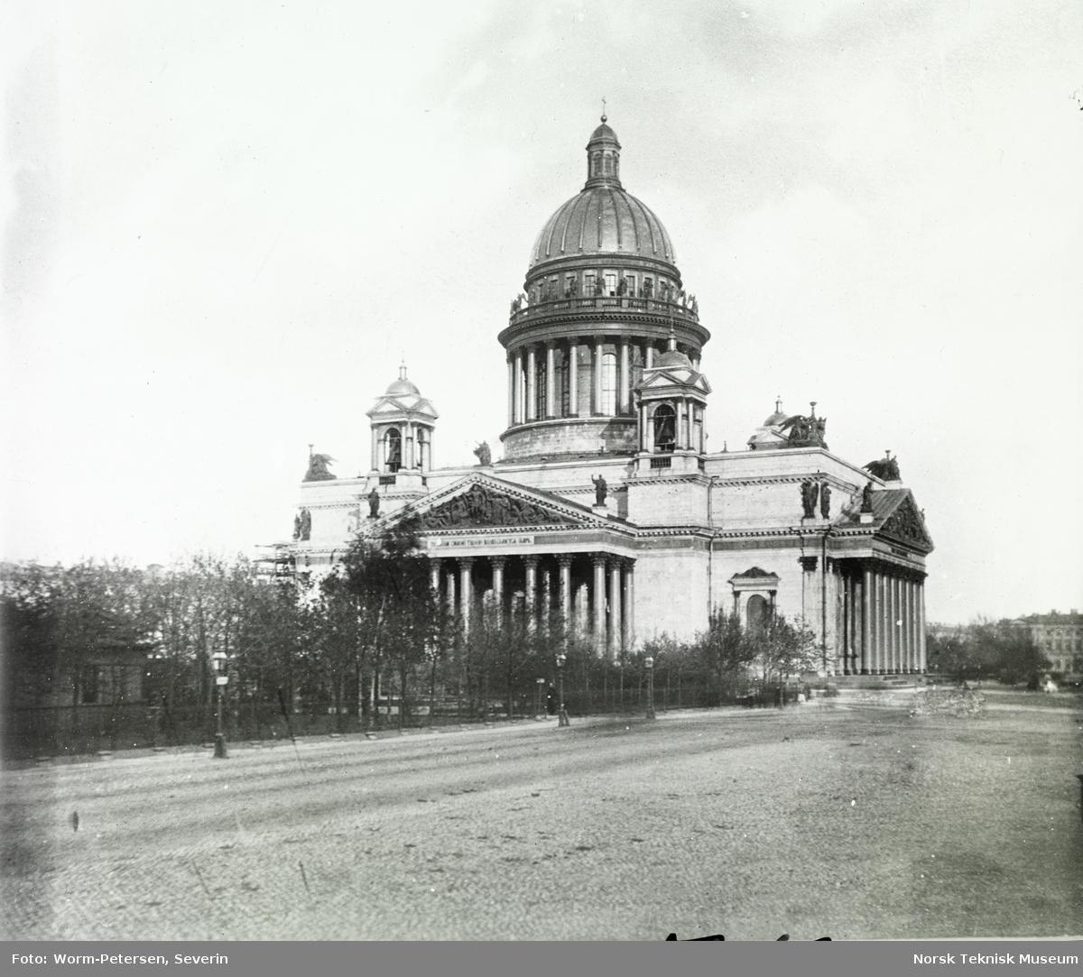 Dias: Russland: Isakskirken. St. Petersburg