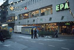 Varuhuset EPA på Storgatan i Örebro.