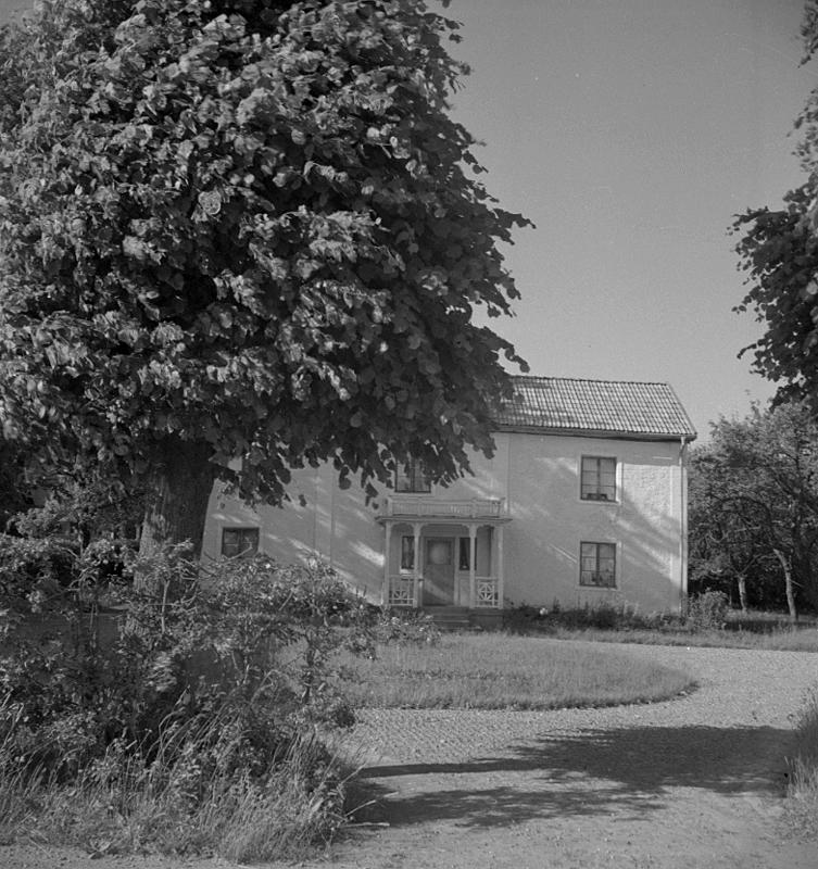Bostadshus.10 juli 1952.