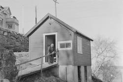 Skomaker Martin Arntzen Hommelvik og hans hus