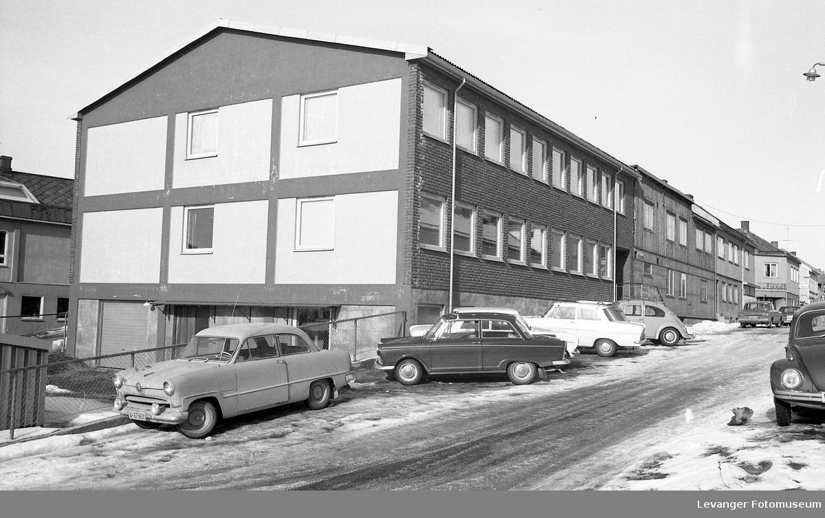 Renbjørs nybygg 1966