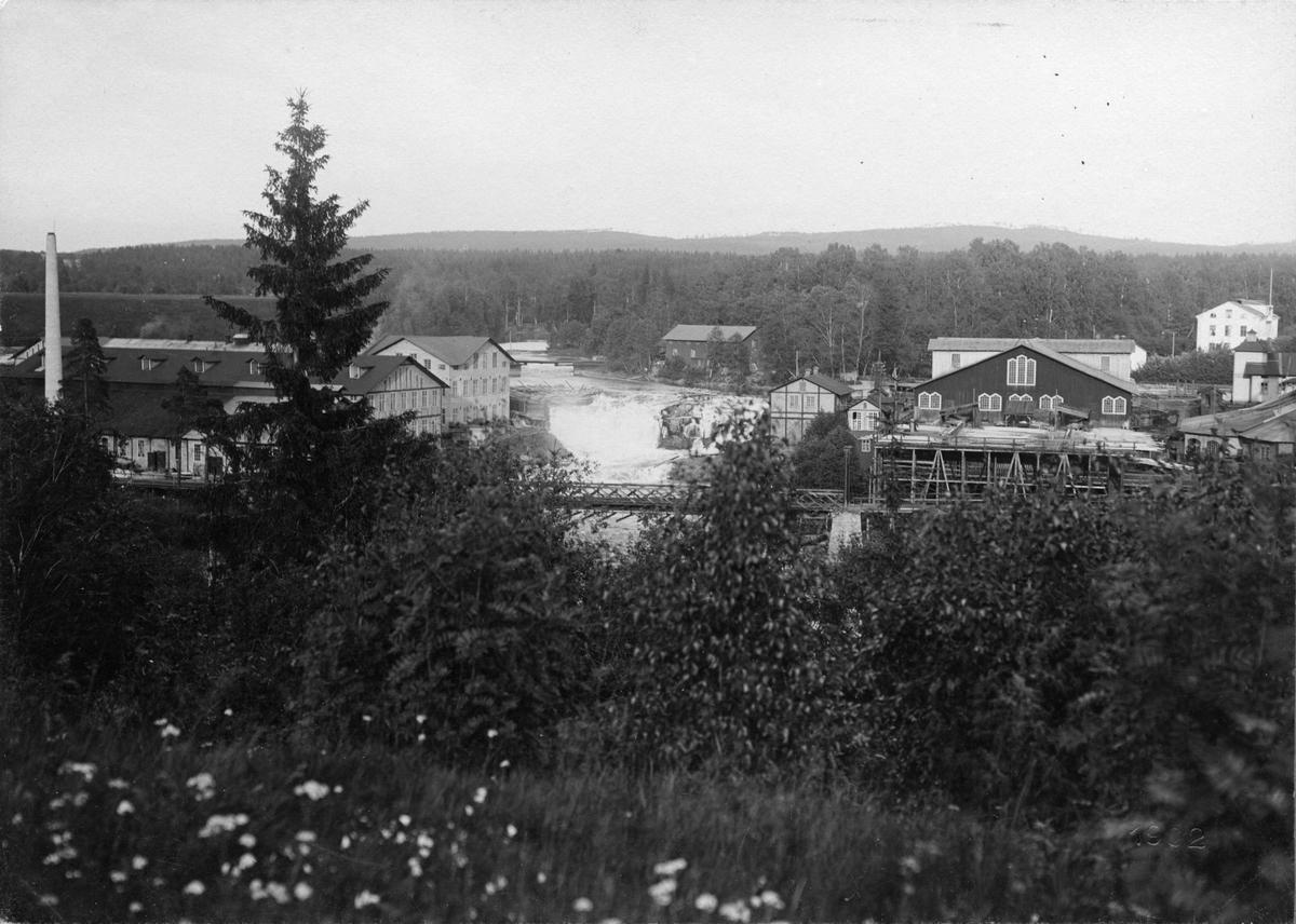 Munkfors Bruk i Värmland.