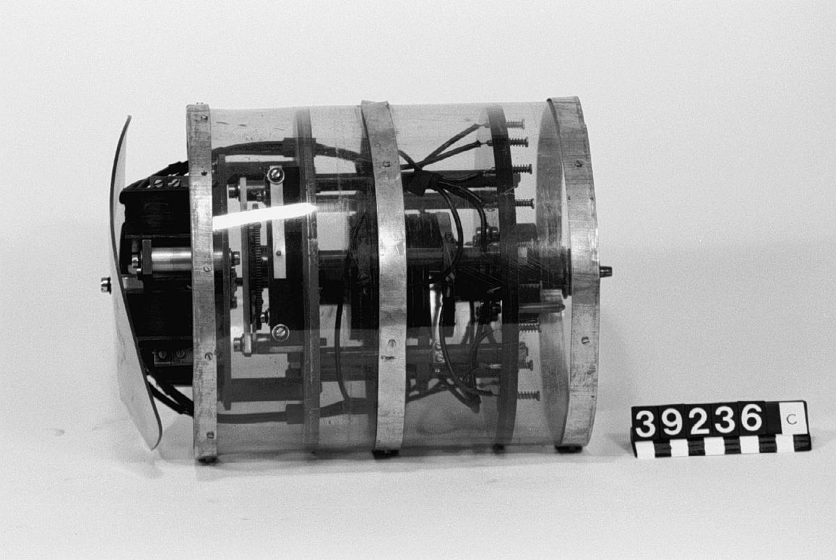 Parasynkronsignaleringsutrustning.