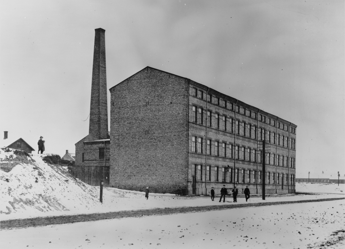 Helsingborgs Gummifabrik.