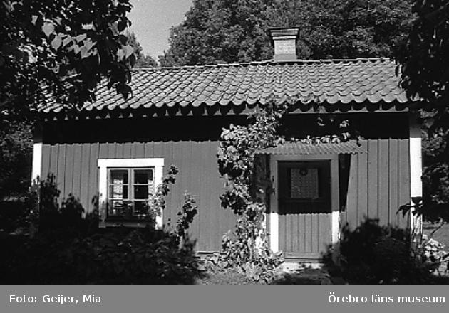 Byinventering i St Mellösa av Mia Geiger sept 1988. Bärsta 2:15.