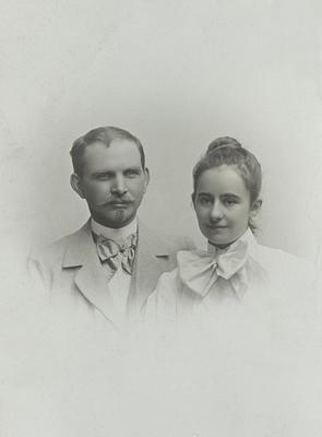 Tilla and Otto Valstad