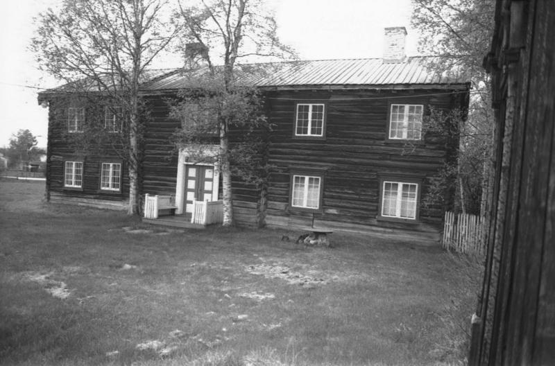 Bortistu Neby - hovedbygning. Foto/Photo