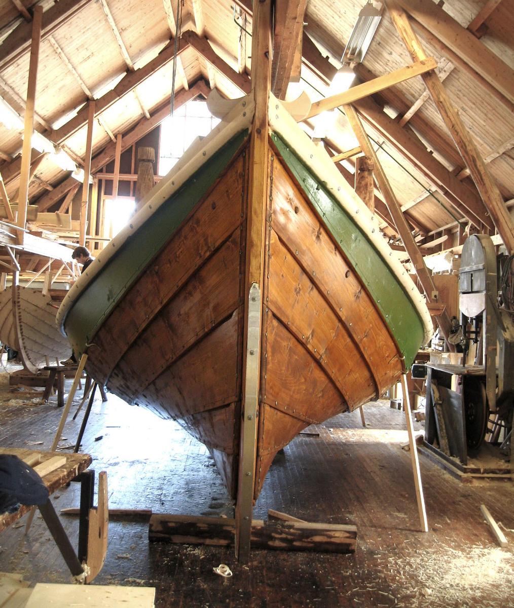 Dragens Vinge, bygd 2009 (Foto/Photo)