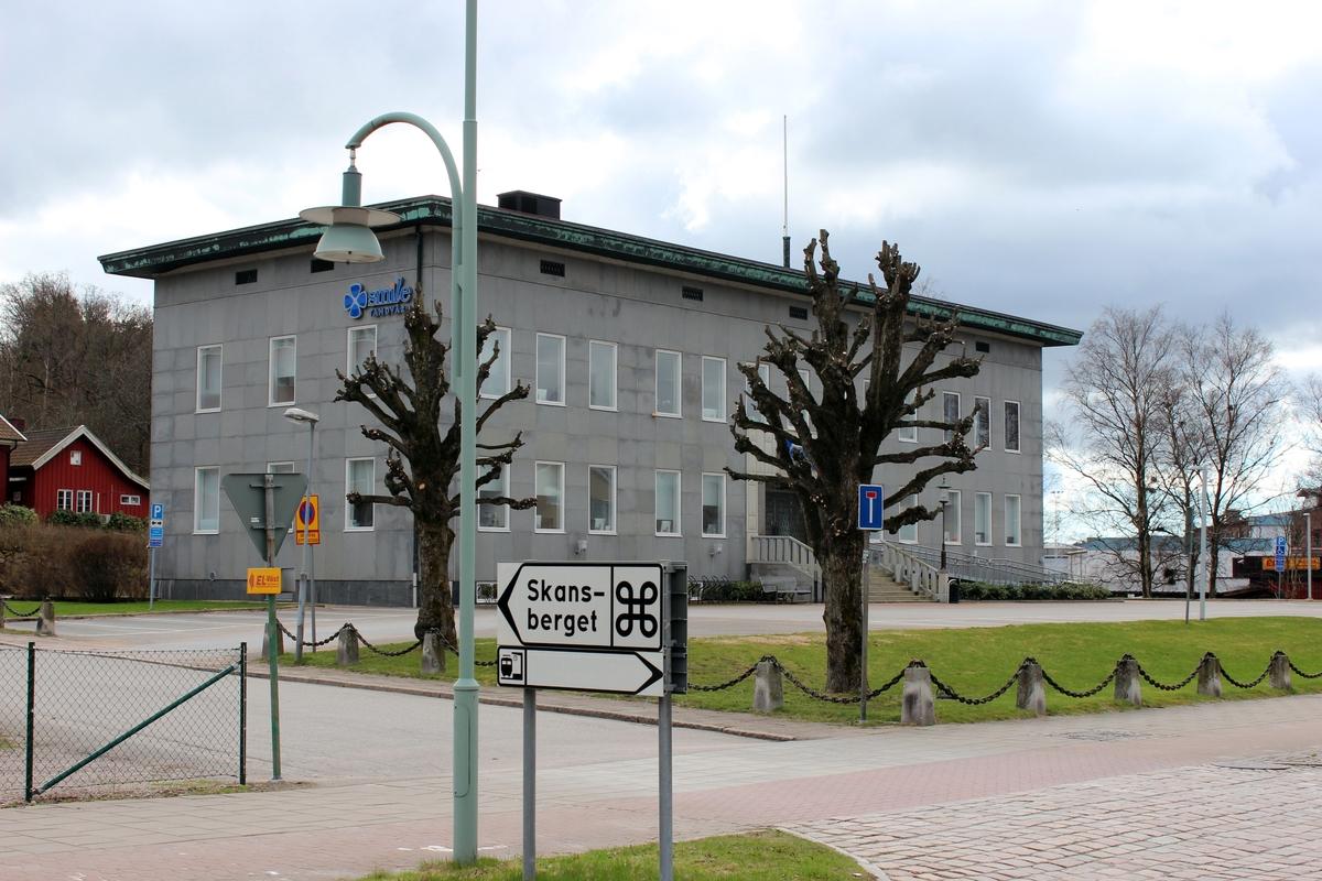 Uddevalla, Thordéns rederikontor.