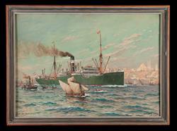 Hafen von Constantinopel [Last- och passagerarfartyg]